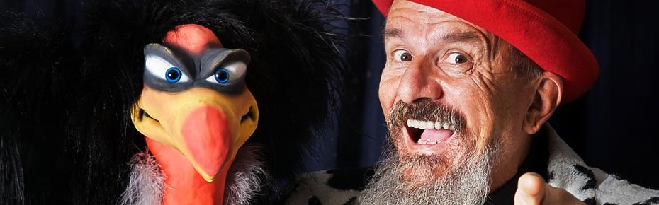 Risultati immagini per dante cigarini ventriloquo