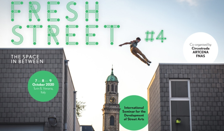 Fresh Street #4 - SAVE THE DATE